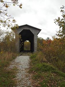 Wolcott - Fisher Covered Bridge