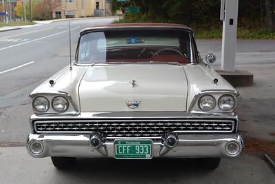 Hancock - 1959 Ford Galaxie Skyliner 500 Hard Top