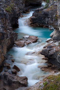 Bow Creek in Banff National Park, Alberta.