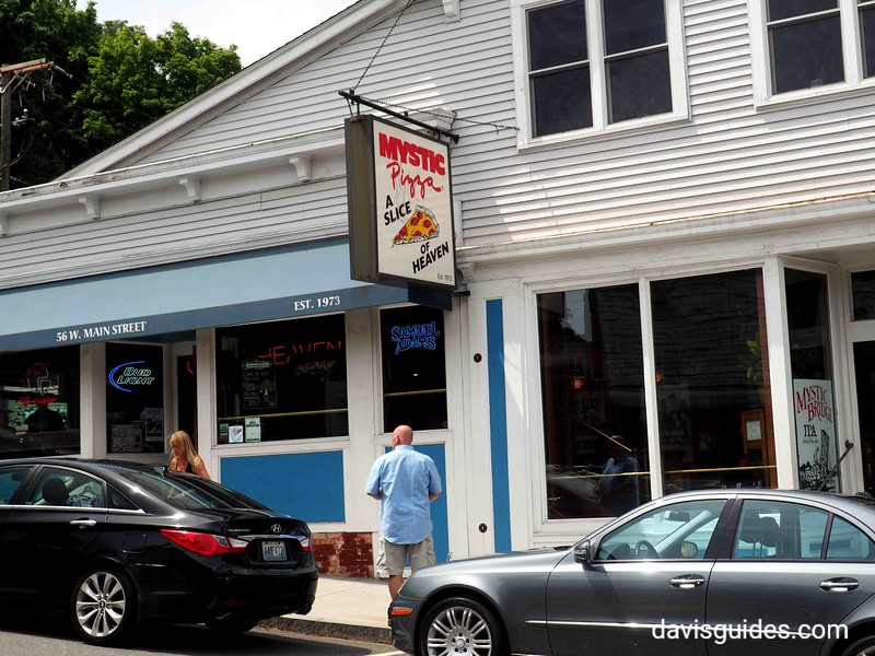 Mystic Pizza, Mystic CT