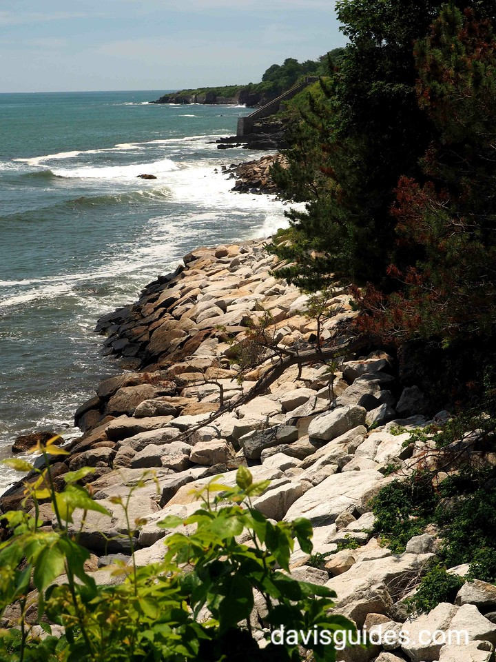 Cliff Walk, Newport RI