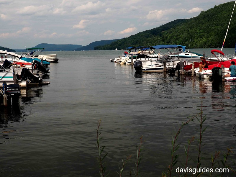 Glimmerglass Lake, Cooperstown NY