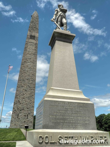 Battle of Bennington Monument, VT