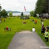 park and Glimmerglass Lake, Cooperstown, NY