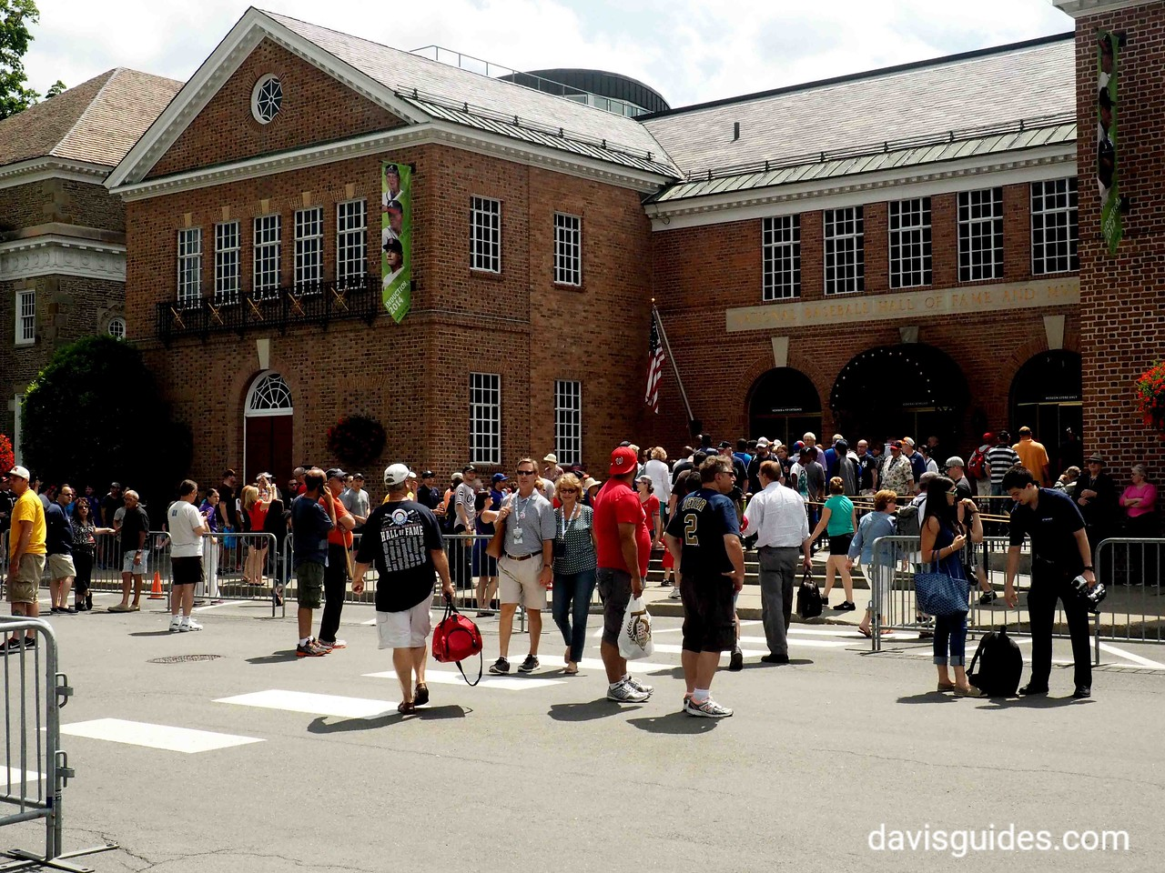 Baseball Hall of Fame Cooperstown NY