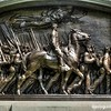 54th Massachusetts sculpture, St. Gaudens NHS, NH