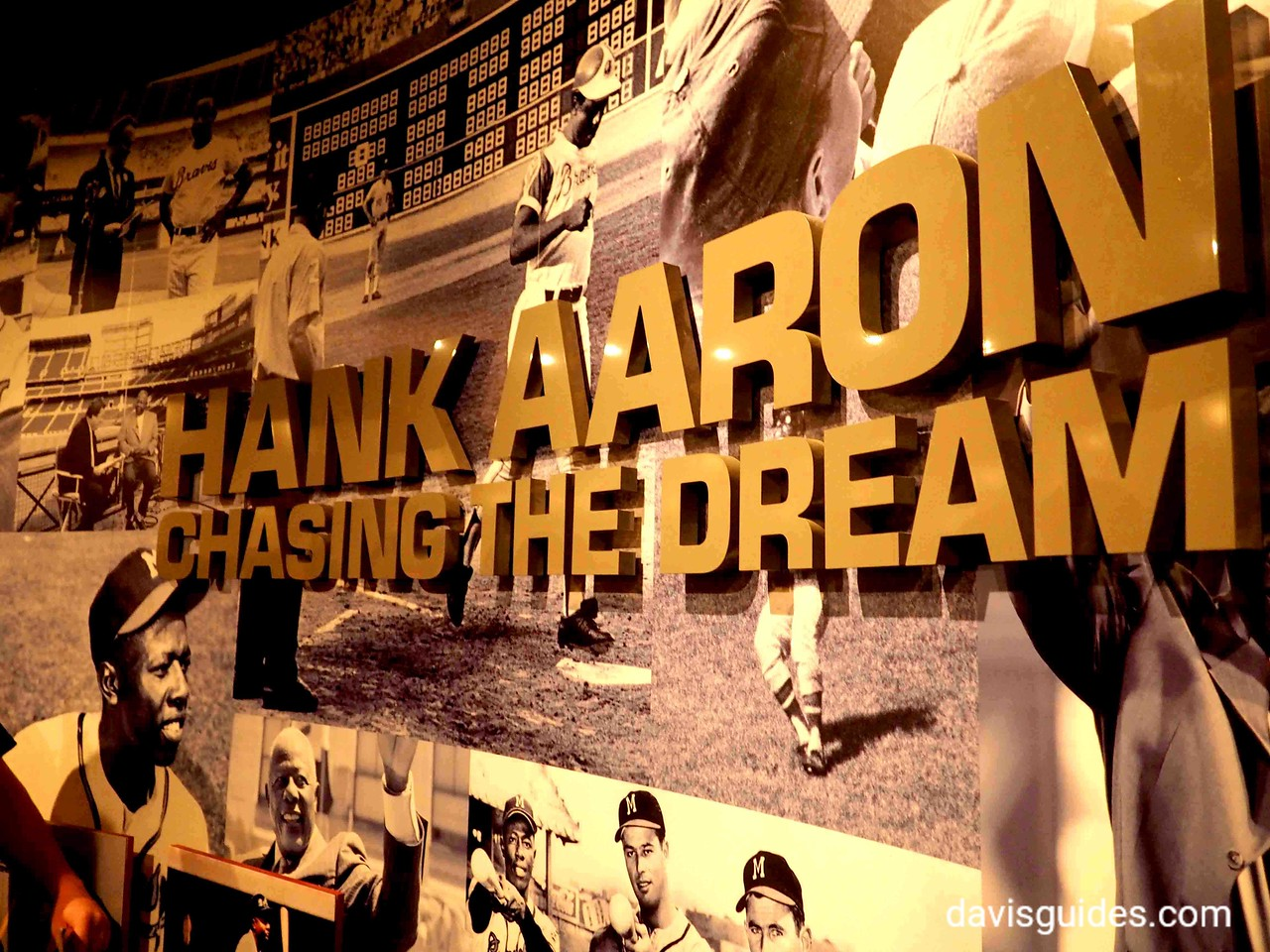 Hank Aaron 40th anniversary exhibit Cooperstown