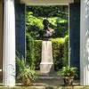 Lincoln bust, St. Gaudens NHS, NH