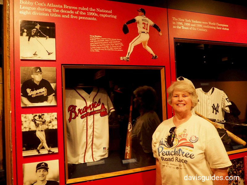 Helen at Cooperstown