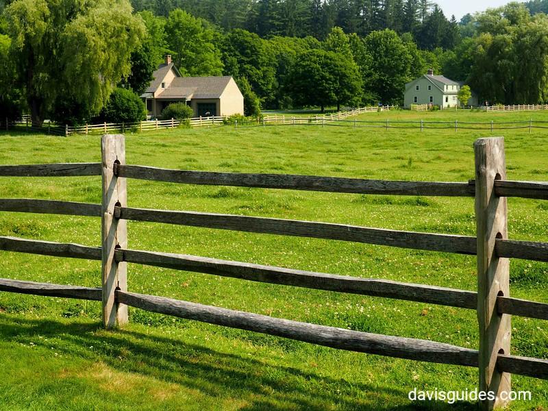 Pasture at Marsh Billings Rockefeller NHS, VT