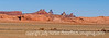 A view on the Navajo reservation in Northern Arizona