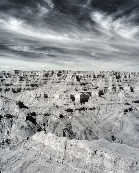 Grand Canyon National Park, Arizona (Infrared)