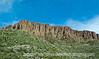 A landscape near Globe, Arizona; shot from a moving vehicle so not as sharp as I'd like