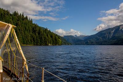 Khutzeymateen Inlet, British Columbia