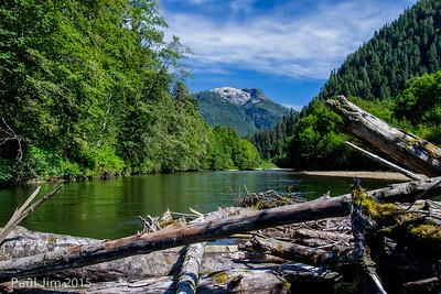 Khutzeymateen Estuary, British Columbia