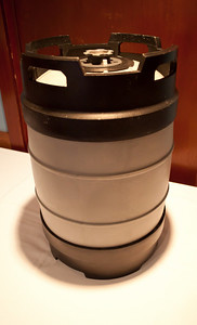 A new style beer keg