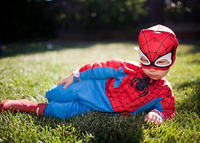 Sexy Superhero