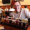Chris was like a kid in a candy store at Russian River.  He enjoyed this flight very, very much.