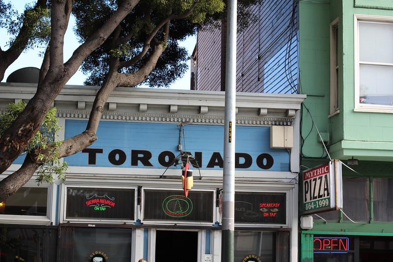 Toronado beer bar.