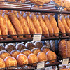 Sourdough bread in Fisherman's Wharf.