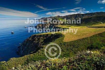 Pacific Coast Highway, Big Sur