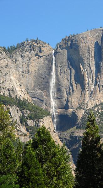 Yosemite Falls Long