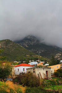 Bellapais Hills, Kyrenia, Northern Cyprus