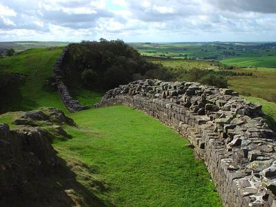 Northern England and Hadrian's Wall