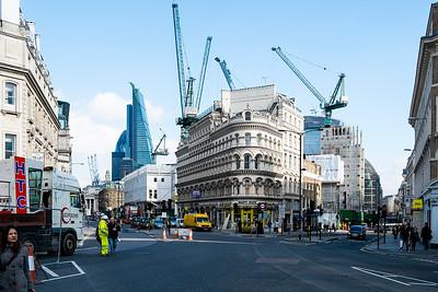 Construction- London, England