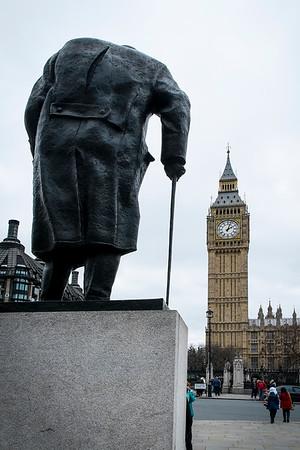 Churchill- London, England