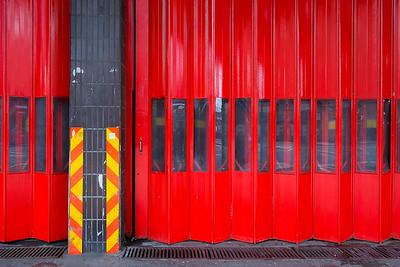 Firehouse Doors- London, England