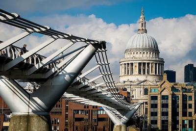 St. Paul's- London, England