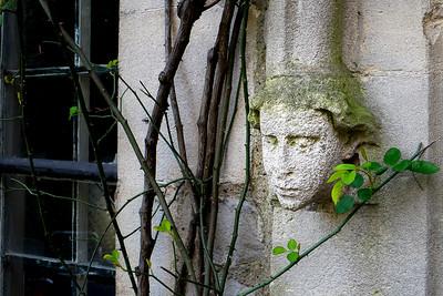 Door Jamb- London, England