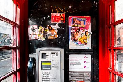Phone Box 2- London, England