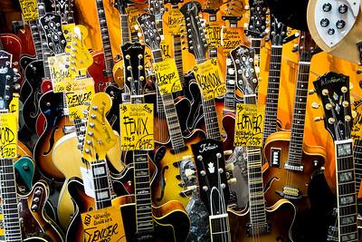 Wunjo Guitars- London, England