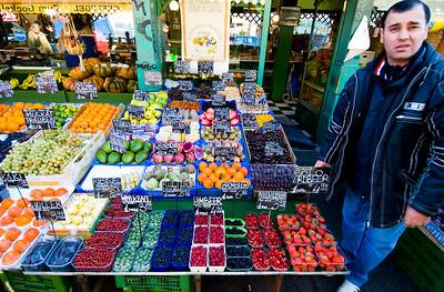 Vendor- Vienna, Austria