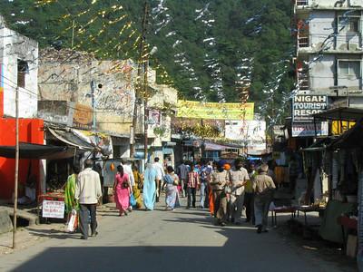 Lahksman Julha Road, Rishikesh.