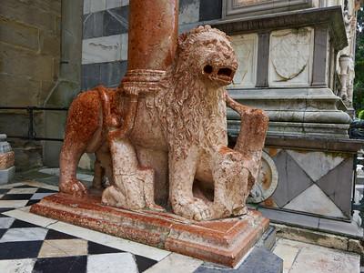 Basilica di Santa Maria Maggiore. Bergamo alta