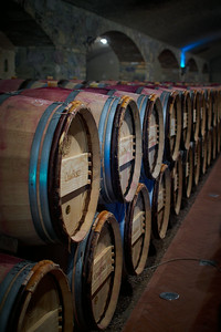 Ca del Bosco winery. Franciacorta DOCG