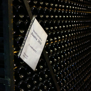 Lantieri winery. Franciacorta DOCG