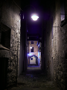 Alley of Melancholy. Iseo