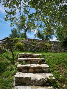 Parco di Maria Callas. Sirmione. Lago di Garda