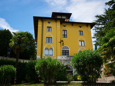 The House of Maria Callas. irmione. Lago di Garda