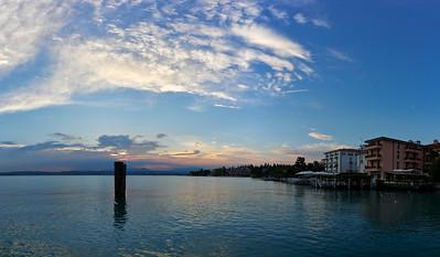 Sirmione. Lago di Garda