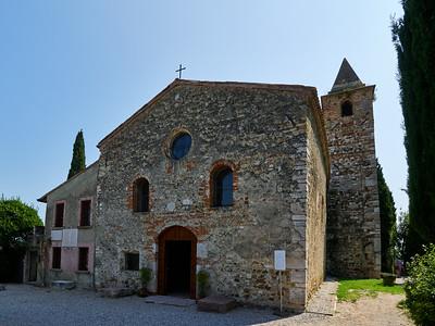 San Pietro di Mavino. Sirmione. Lago di Garda