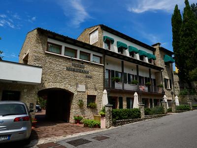 Hotel Meridiana. Sirmione. Lago di Garda