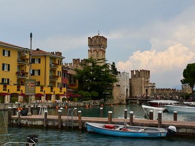 Lazise. Lago di Garda