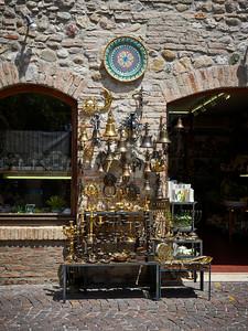 The Bells. Sirmione. Lago di Garda
