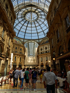 Galleria Vittorio Emanuele. Milano, MIlan
