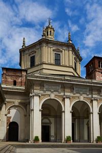 San Lorenzo Maggiore. MIlan